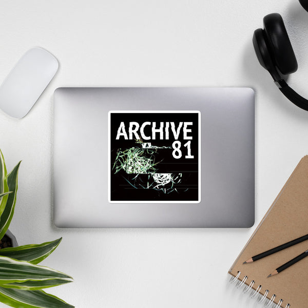 Stickers - Archive 81 Logo