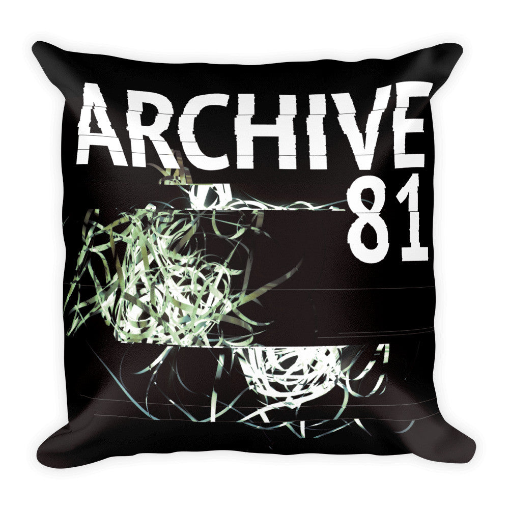 Pillow - Archive 81 Logo