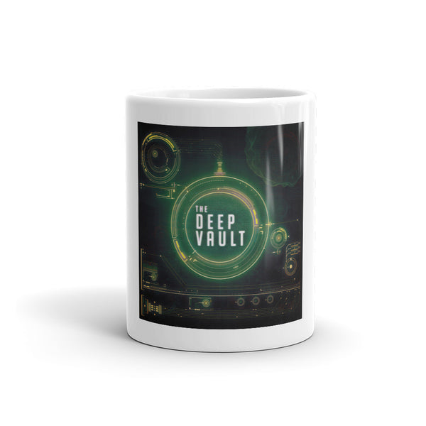 Mug - The Deep Vault Logo