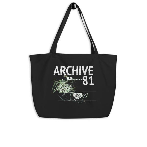 Tote Bag - Large - Archive 81 Logo