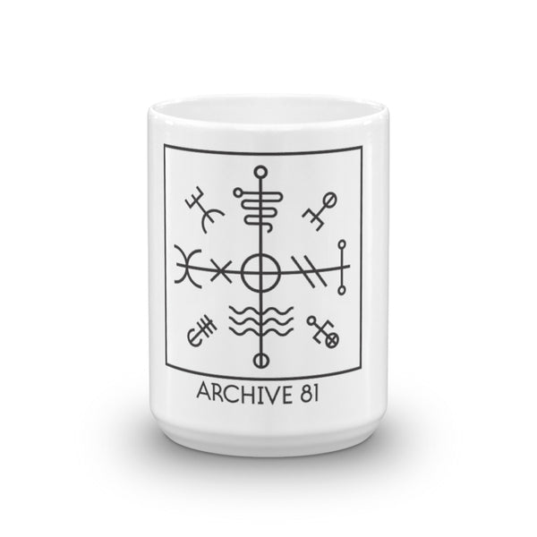 Mug - Archive 81 Season 3 Logo