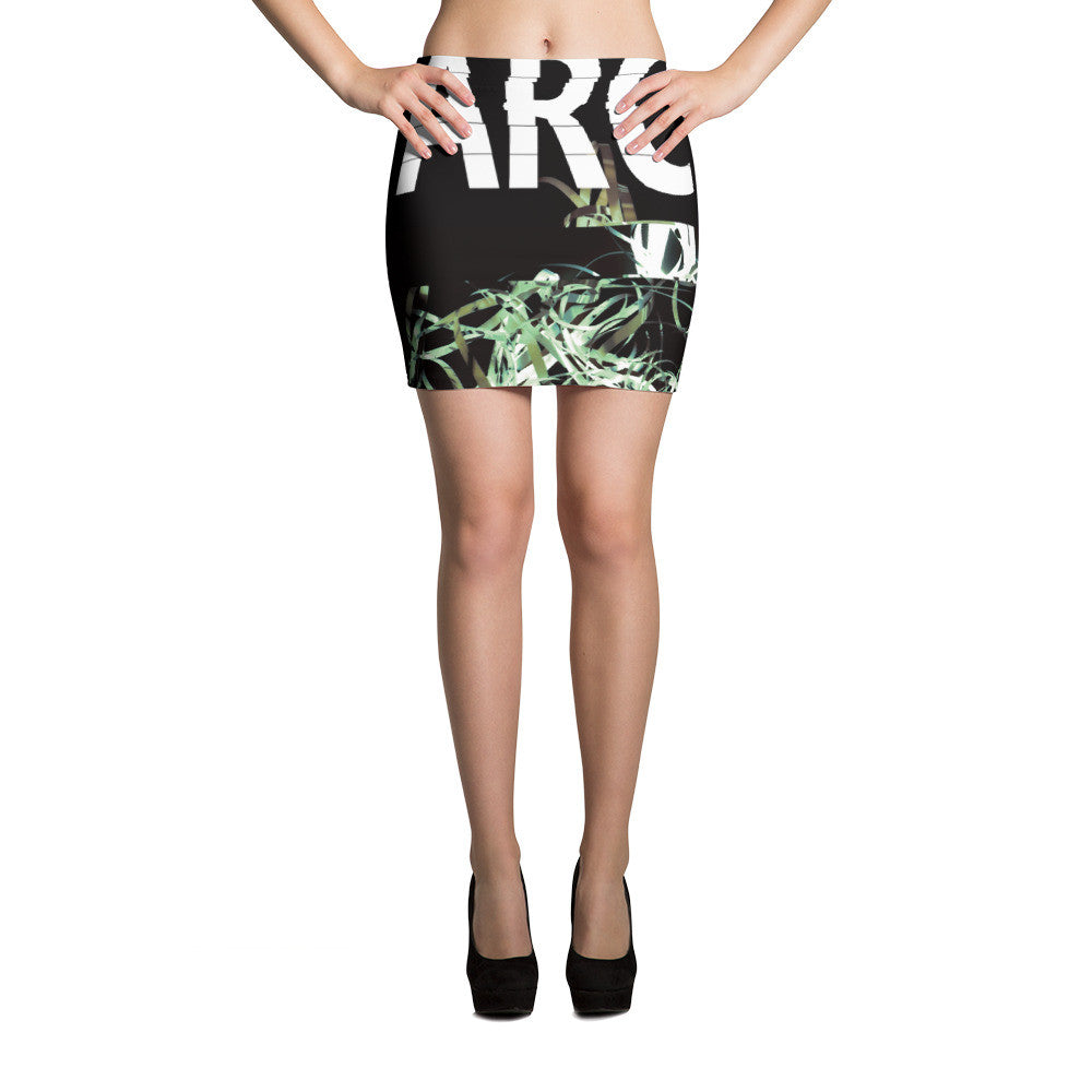 Mini Skirt - Archive 81 Logo