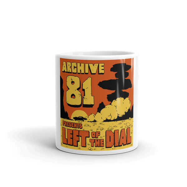 Mug - Archive 81 Left of the Dial Logo