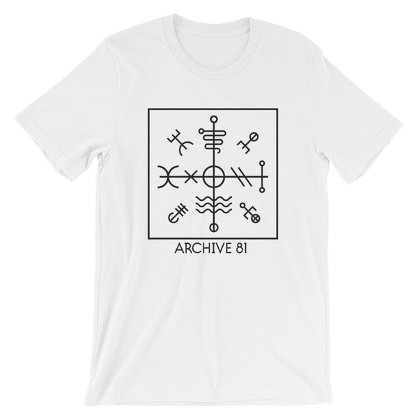 T-Shirt - Unisex - Archive 81 Season 3 Logo
