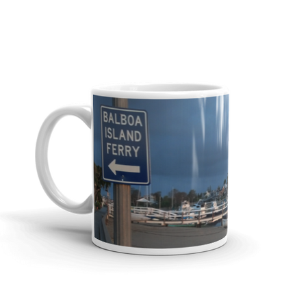 The Balboa Island - Corona Del Mar Sunset Mug Collection