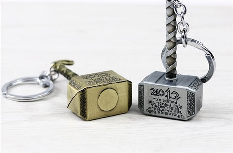 Viking Thor's Hammer Keychain (LIMITED EDITION)