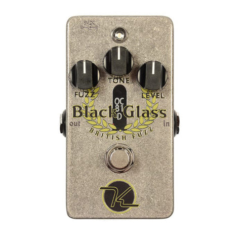 Black Glass - British Fuzz (OC81D)