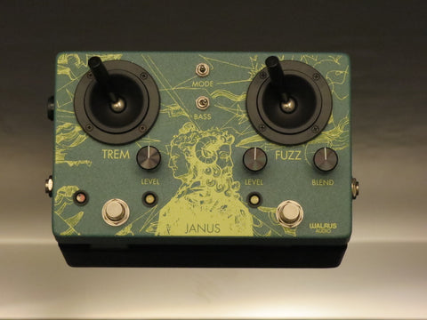 Janus Fuzz/ Tremolo (Limited Edition)
