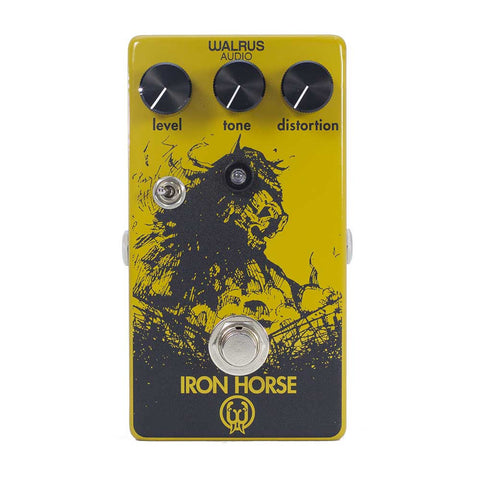 Iron Horse LM308 Distortion
