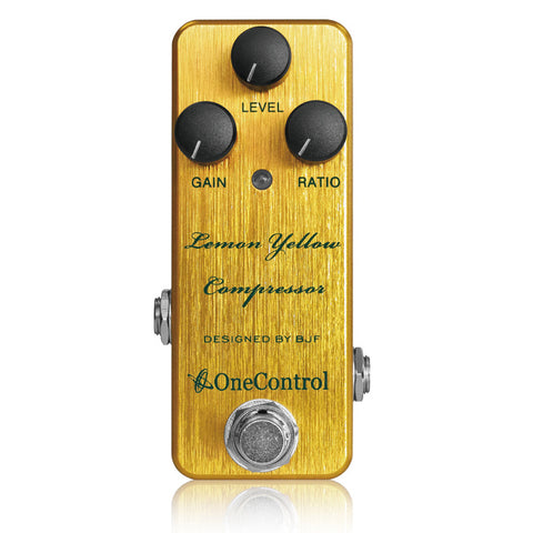 Lemon Yellow Compressor