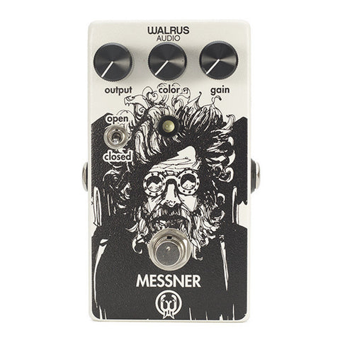 Messner Transparent Light Gain Overdrive