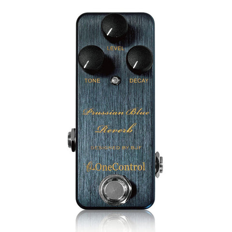 Prussian Blue Reverb