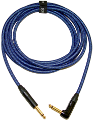 BTPA CA-0446 Braided Instrument Cable (15 feet)
