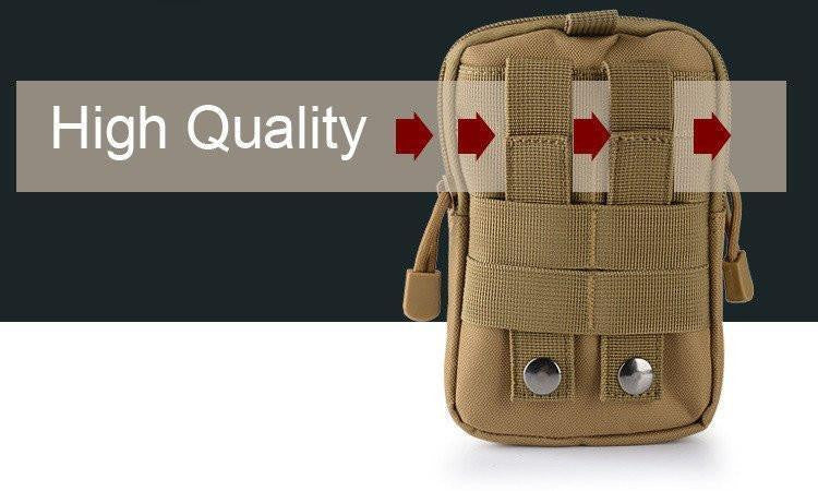 Outdoor Tactical Pouch Offer