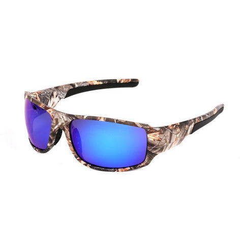 Polarized UV400 Camouflage Sunglasses