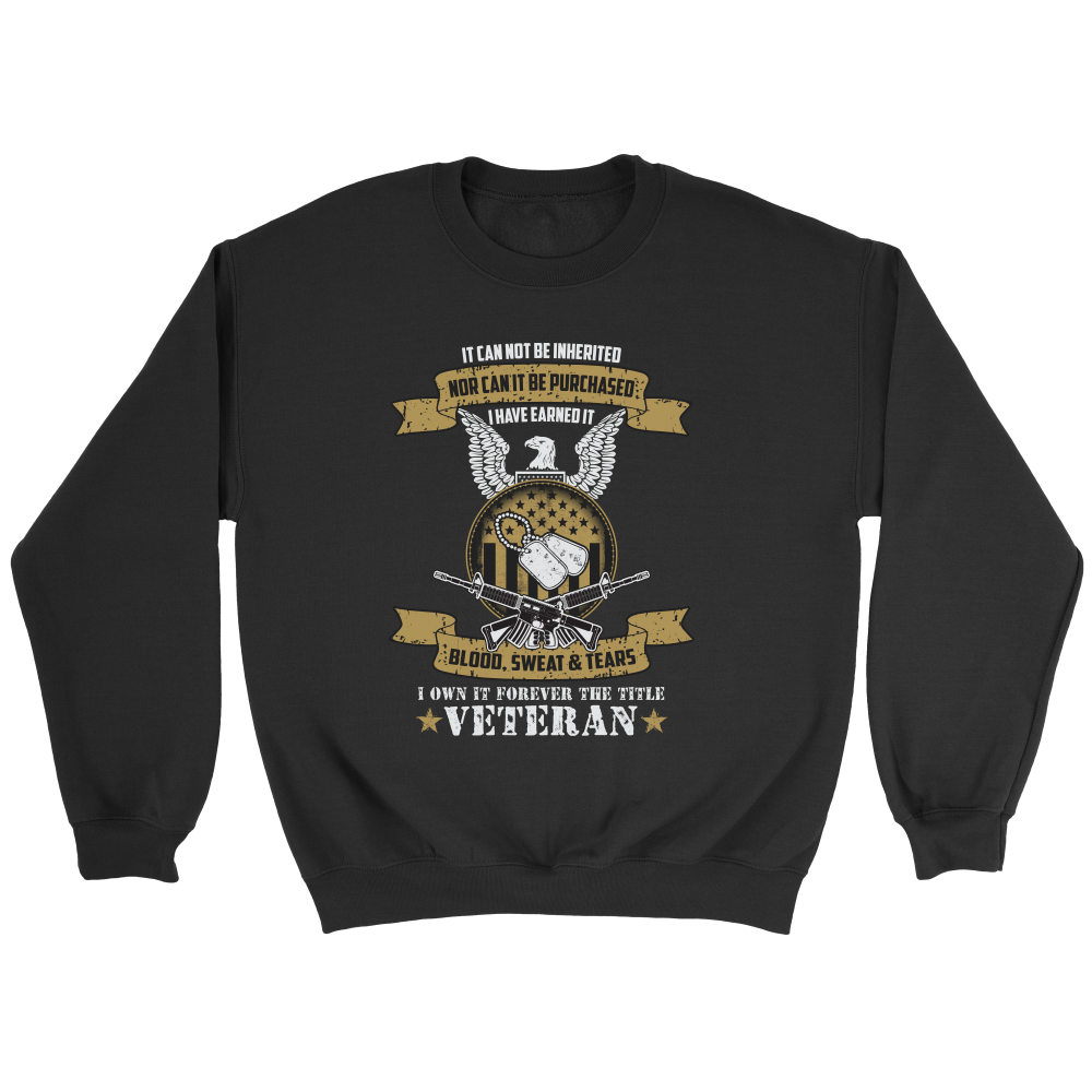 Veteran Sweatshirt