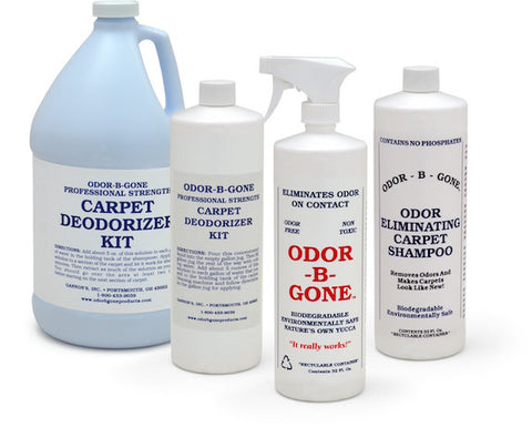 Odor-B-Gone, Carpet Cleaning and Deodorizer Special