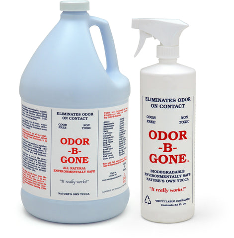 Odor-B-Gone, Odor Eliminating Spray, the Original All Natural Odor Eliminator