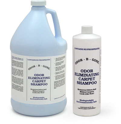 Odor Eliminating Carpet Shampoo