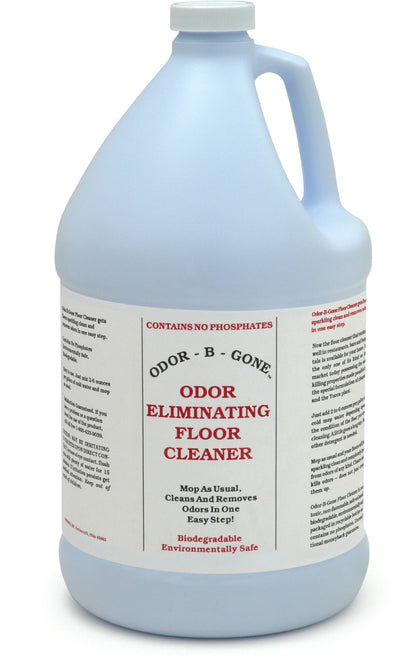 Odor Eliminating Floor Cleaner