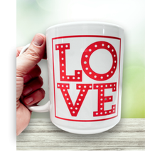 Love- BIG 15 oz. Mug