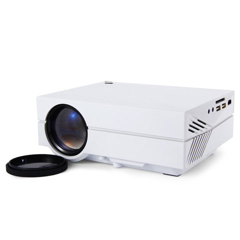 New GM60 LED Portable Home Theatre Projector - The Tv Box Professionals