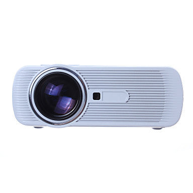WZATCO BL80 Portable Digital Mini TV Projector Android 4.4 - The Tv Box Professionals