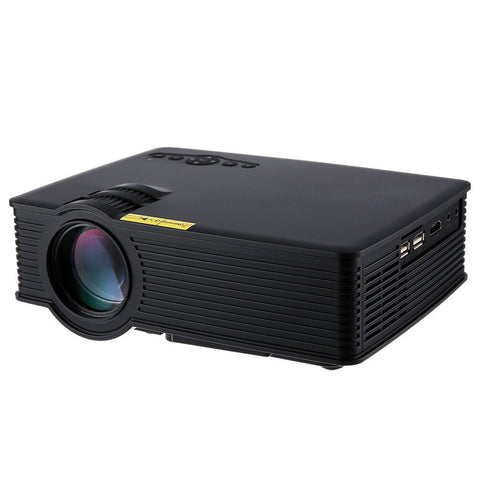 Zeepin GP-9 Mini Home Cinema Projector HD LCD - The Tv Box Professionals
