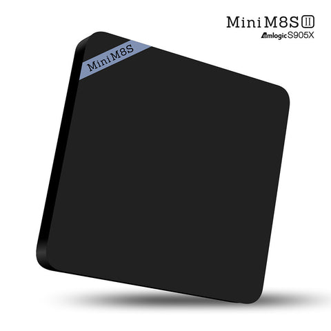 3pcs - Mini M8S II Android 6.0 TV Box Bluetooth - The Tv Box Professionals