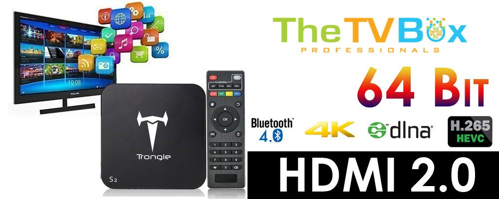 MXQ Pro - The Tv Box Professionals