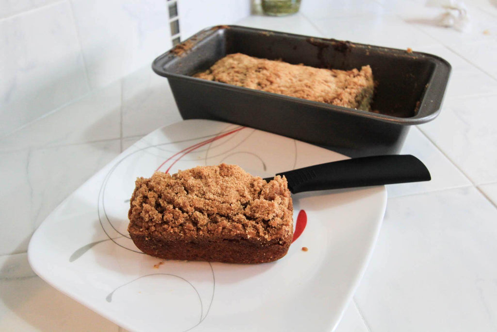 Banana Bread and Bread Pan