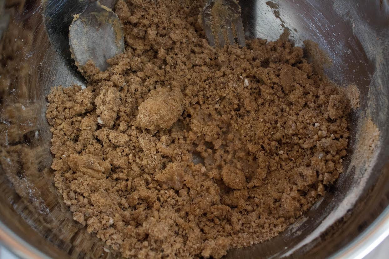 Cookie Butter with Cocoa Powder Mix