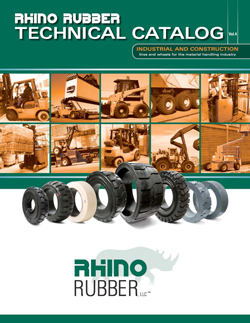 Rhino Rubber Offers Free Catalog