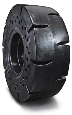 Kolossus solid loader tires