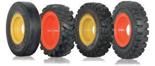 SKS solid tires