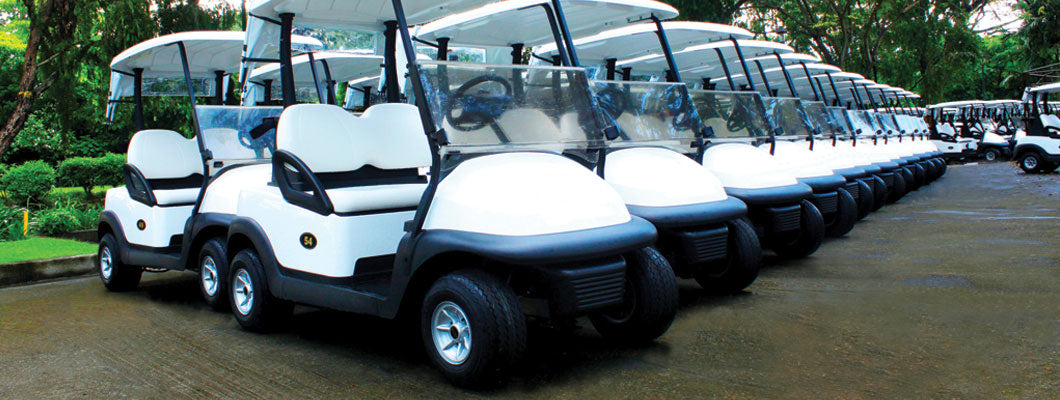 Golf Cart Tires and Industrial Vehicle Tires