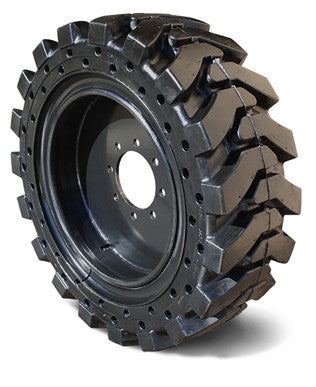 SKS skid steer solid tires