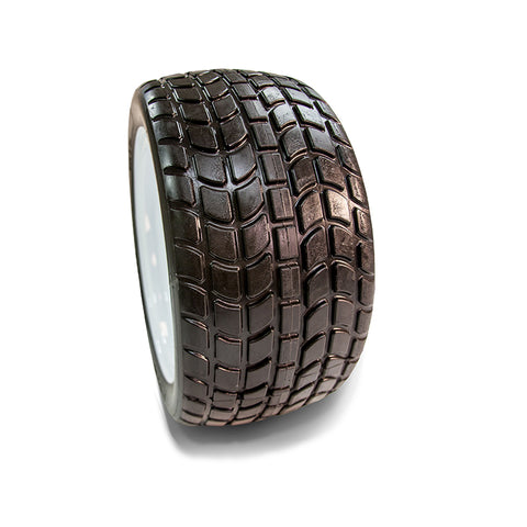 18x850-12 Flat Free Golf Cart & Industrial Vehicle Tires & Wheel Assembly |  | Industrial Rubber Tires
