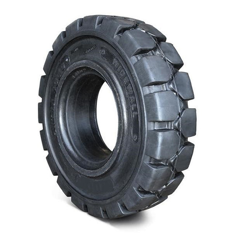 Solid Resilient Forklift Tires 9.00x20 | Solid Tires | Industrial Rubber Tires