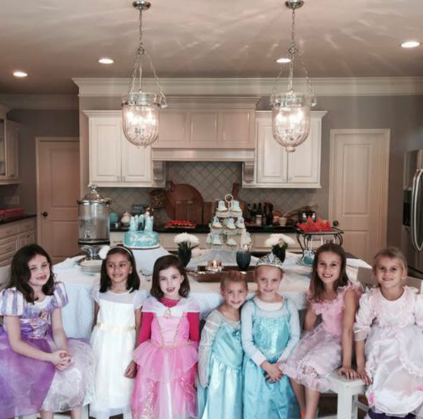 MY PRINCESS' BIRTHDAY PARTY… MAGICAL!