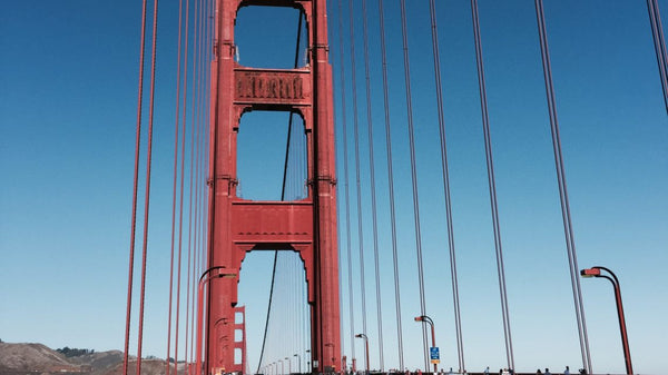 NORTHERN CALIFORNIA - PART 2: SAN FRANCISCO BY BIKE.