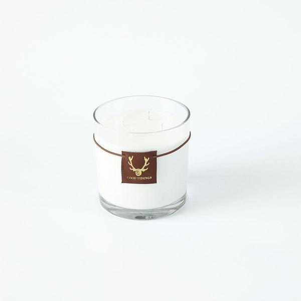Alchemy Candle - Glass - Medium 15 OZ-Candle-Good Tidings