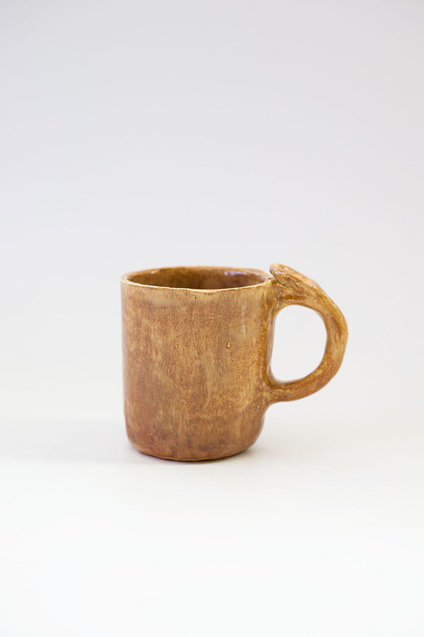 Ceramic Mug with Handle - Earth - Good Tidings x Clean Modern Mayhem