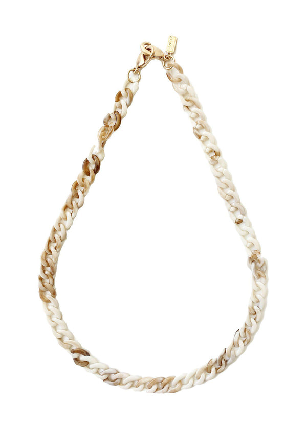 Chain Necklace - Tan - Good Tidings