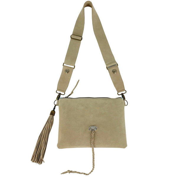 The Original Salida - Ivory-Crossbody bag-Good Tidings