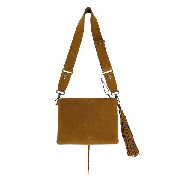 The Original Salida - Sand-Crossbody bag-Good Tidings
