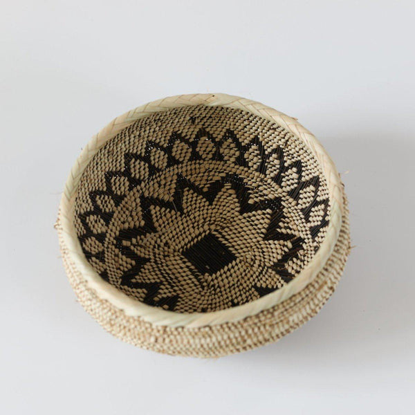 "Wall Basket Zambia 10""-Basket-Good Tidings"