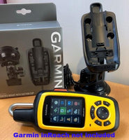 GARMIN inReach Ram mount and holder