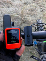 Pictured with GARMIN Bike mount