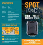 Spot Trace anti-theft device - Connected SAVE $100 with Annual connection